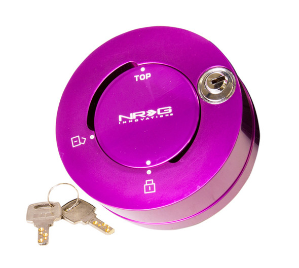 NRG Quick Lock - Purple