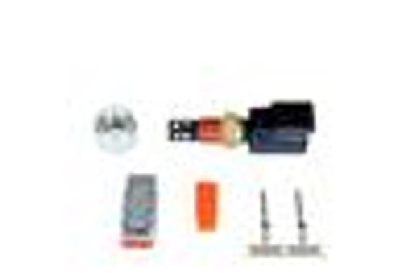 AEM Universal 1/8in NPT Air Intake Temp Sensor Kit w/ Deutsch Style Connector