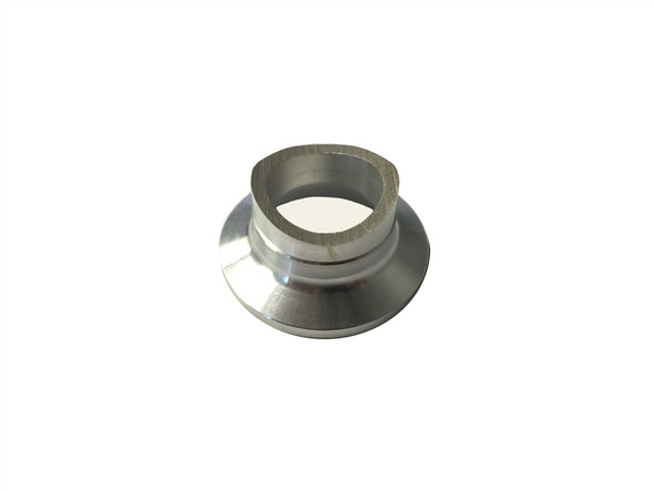 Torque Solution Tial Blow Off Valve Modular Weld-On Flange Kit (Stainless Steel): Universal