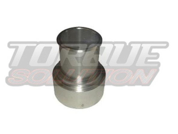 Torque Solution HKS SSQV BOV outlet 1in. Recirculation Adapter