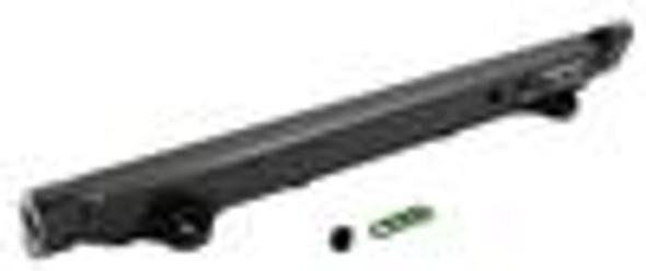 AEM 03-06 Evo 8 & 9 Black Fuel Rail