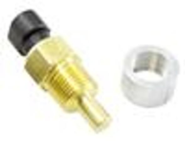 AEM Coolant Temperature Sensor Kit w/3/8 inch Female Weld-In Aluminum Bung
