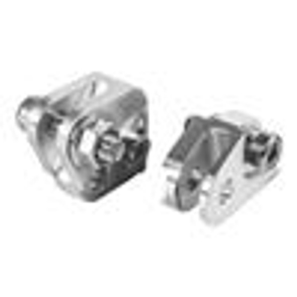 BLOX Short Shift Adapter for RSX/01-05 Civic Non-Si - Silver