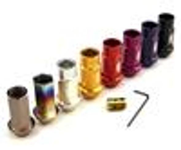 BLOX Racing Lug Nut Key Insert Kit