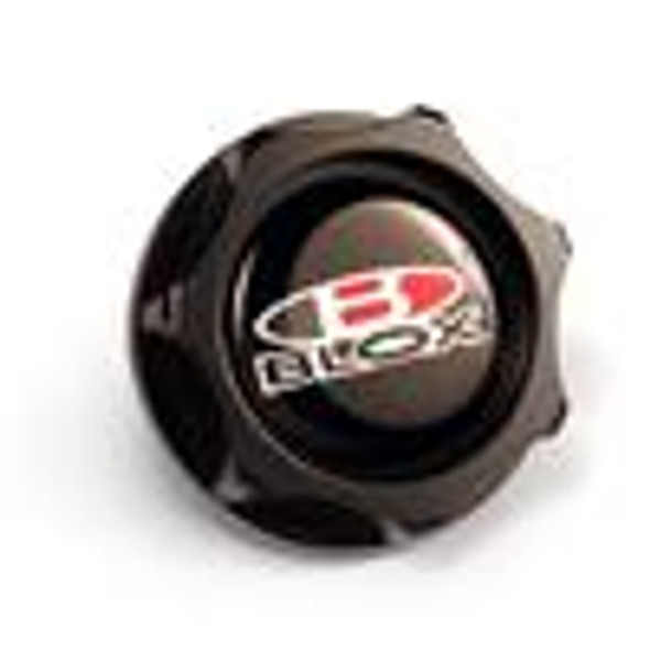 BLOX Racing Billet Honda Oil Cap - Black