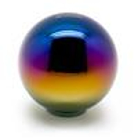 BLOX Racing 490 Limited Series Spherical Shift Knob 10x1.5 - NEO Chrome