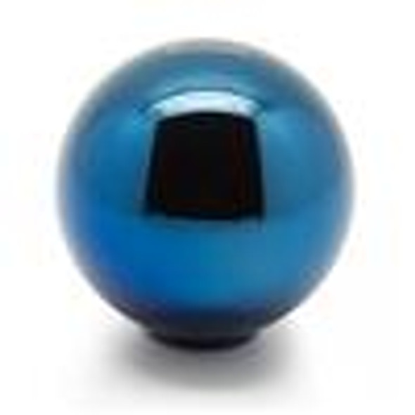 BLOX Racing 490 Limited Series Spherical Shift Knob 10x1.25 - Electric Blue