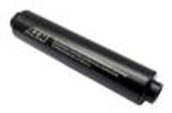AEM Universal High Flow -10 AN Inline Black Fuel Filter