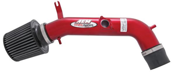 AEM 00-04 IS300 Red Short Ram Intake