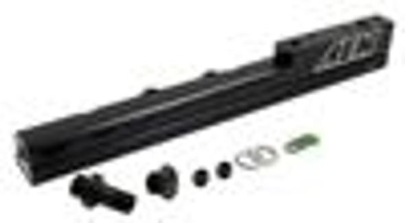AEM 99-00 Honda Civic Si Black Fuel Rail
