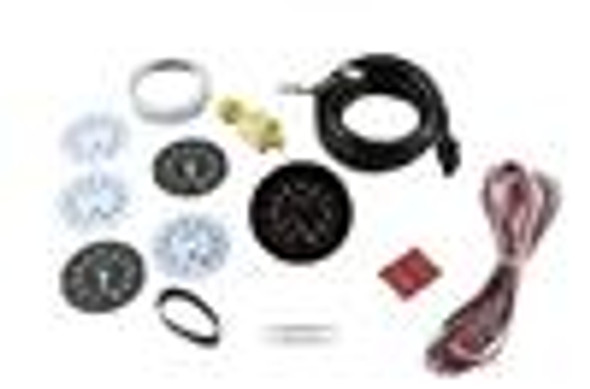 AEM Analog 100psi OiL/Fuel Pressure Gauge (US)