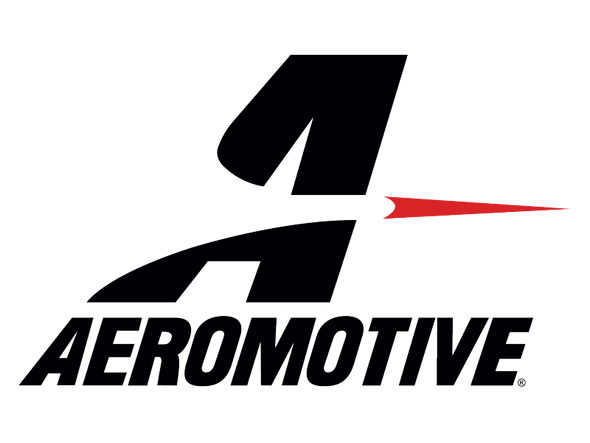 Aeromotive AN-04 O-Ring Boss / 5/16in Hose Barb Adapter Fitting