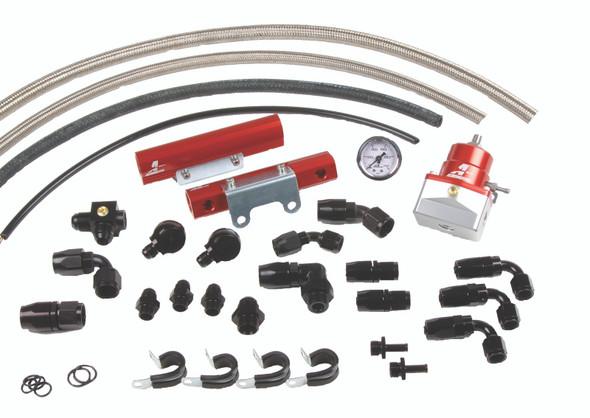 Aeromotive 02-14 2.0L Subaru WRX/ 07-14 STi Fuel Rail Kit