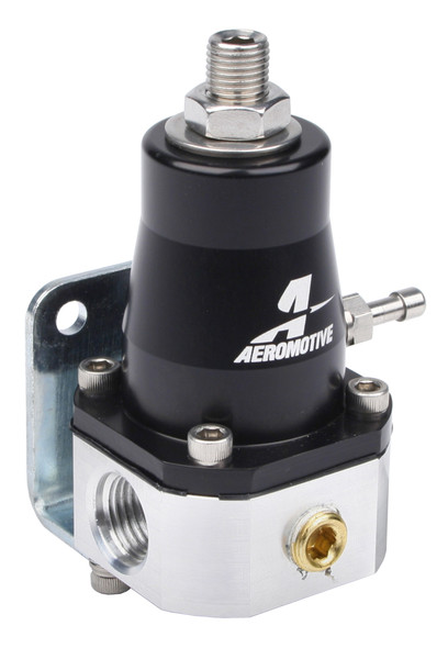 Aeromotive Adjustable Regulator - EFI Bypass - (2) -6 Inlets/(1) -6 Return