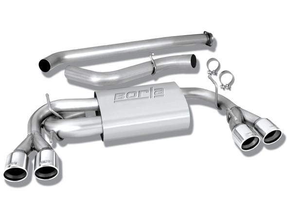 Borla 08-14 Subaru STi / 11-14 WRX Catback Exhaust