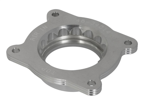 AFE Silver Bullet Throttle Body Spacer GM Colorado/Canyon 15-16 L4-2.5L