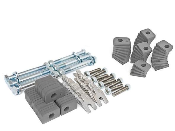 aFe Control PFADT Series Aluminum Frame Camber Kit; Chevrolet Corvette Z06/ZR1 (C6) 06-13