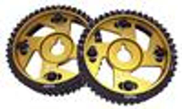Brian Crower Toyota 2JZGTE Adjustable Cam Gears w/ARP Fastener Adj/Lock Bolts *No Center Bolt* Pair