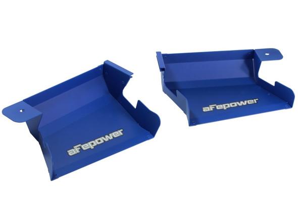 aFe MagnumFORCE Intakes Scoops AIS BMW 335i (E90/92/93) 07-13 L6-3.0L (Blue)