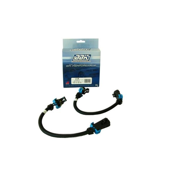 BBK 08-15 GM Corvette Camaro O2 Sensor Wire Harness Extensions 12 (pair)