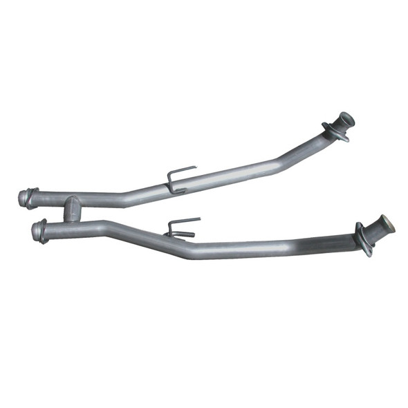 BBK 94-95 Mustang 5.0 High Flow H Pipe - Off Road Race Use - 2-1/2
