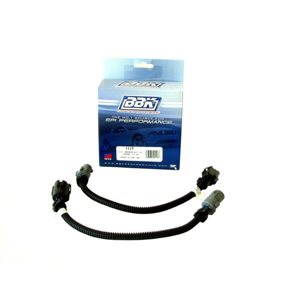 BBK 96-04 Dodge 4 Pin Round Style O2 Sensor Wire Harness Extensions 12 (pair)