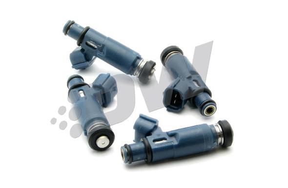 DeatschWerks 02-10 WRX / 07-10 STi / 07-09 LGT EJ20/EJ25 650cc Top Feed Injectors