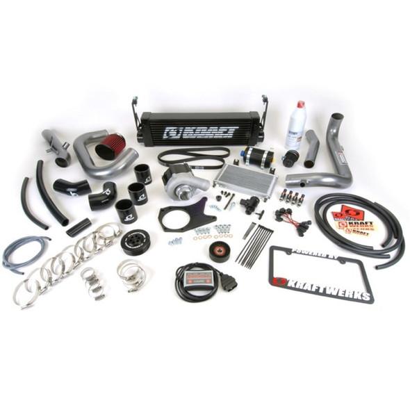 KraftWerks 06-11 Civic Black Series Supercharger Kit w/ FlashPro (R18)