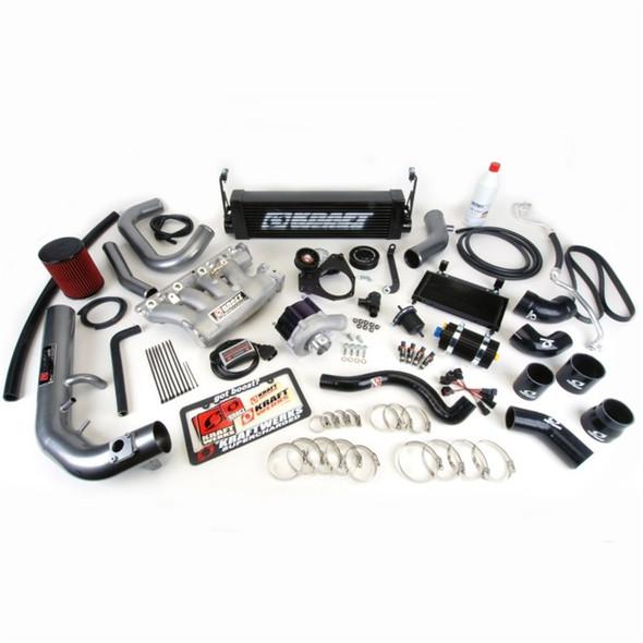 KraftWerks 06-11 Honda Civic Si Supercharger Kit w/ FlashPro - Black Edition