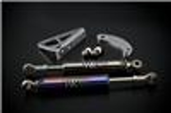 Weapon R 90-05 Mazda Miata Engine Damper