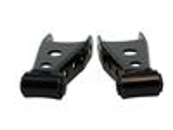 Belltech SHACKLE KIT FITS 2.5inch LEAF SPRG