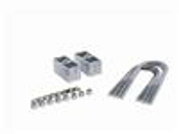 Belltech LOWERING BLOCK KIT 2inch Lowering Block