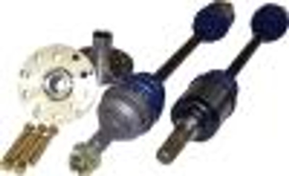 DSS 03-05 Dodge Neon SRT4 5sp w/ ABS 750HP Level 5 Direct Bolt-In Axle - Right