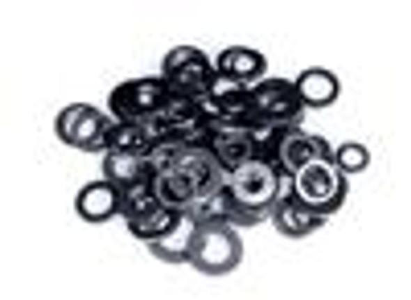 ARP 1/2inID 7/8inOD Black Washer (1 piece)