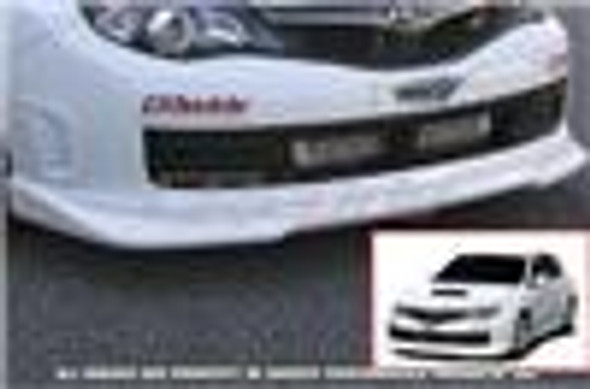 GReddy 08+ WRX & STi Front Lip Spoiler  ** Must ask/call to order**