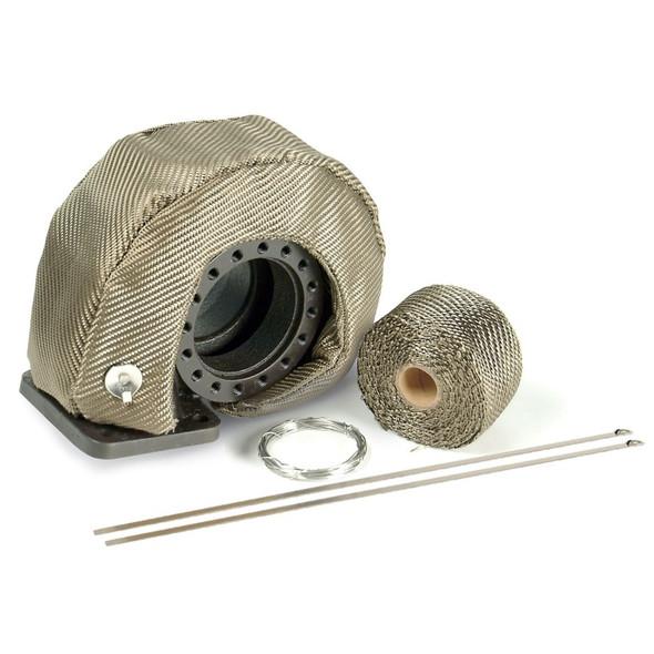 DEI Turbo Shield T4 - Kit - Titanium
