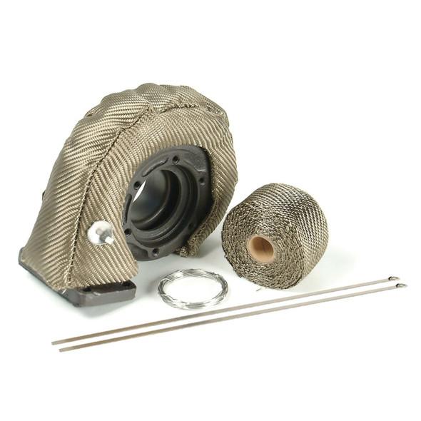 DEI Turbo Shield T3 - Kit - Titanium