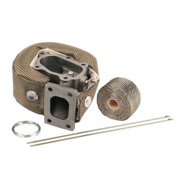 DEI Turbo Shield T25-T28 - Kit - Titanium
