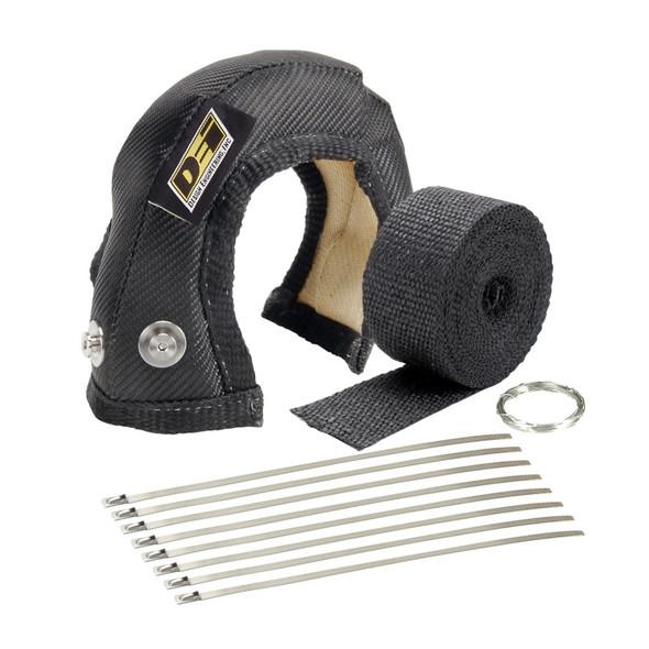 DEI Turbo Shield T4 - Kit - Onyx