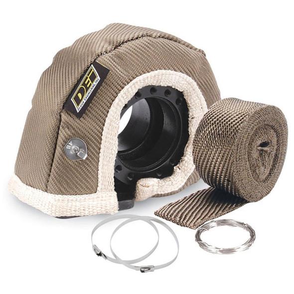 DEI Turbo Shield T6 - Kit - Titanium