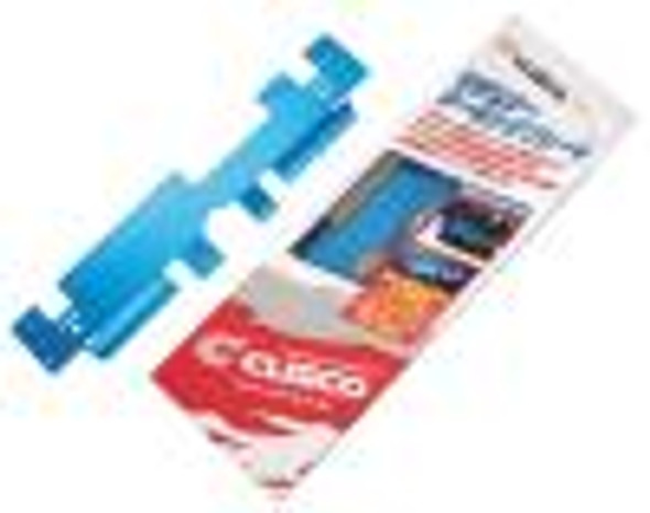 Cusco Radiator Cooling Plate CT9A Evo 8-9 *Blue*