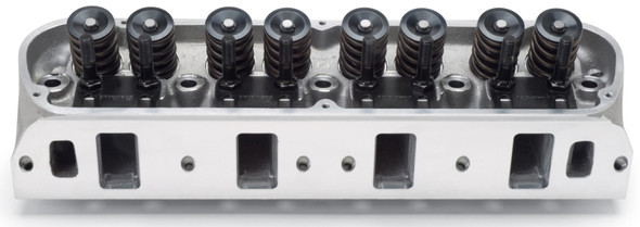 Edelbrock Single Victor Jr 289-351W-Flat Tap Head