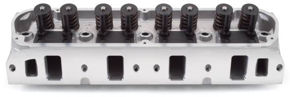 Edelbrock Cylinder Heads E-Street Sb-Ford w/ 1 90In Intake Valves Complete Packaged In Pairs