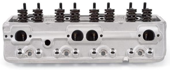 Edelbrock Cylinder Head E-Street SB Chevrolet 64cc (Complete Pair)
