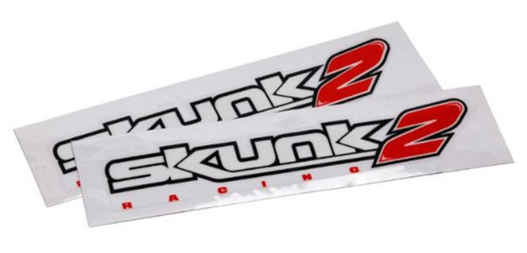 Skunk2 35in. Decal (Windshield Banner) (Set of 2)