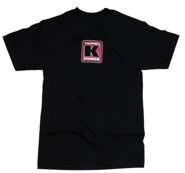 Skunk2 K-Power Tee (Black) - L