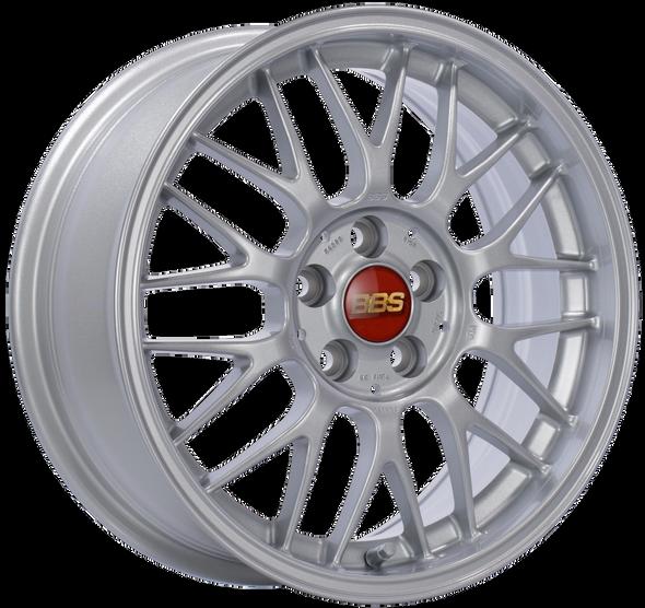 BBS RG-F 16x7 4x100 ET35 Sport Silver Wheel -70mm PFS/Clip Required