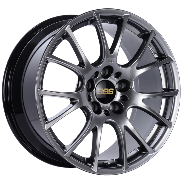 BBS RE-V 18x8 5x120 ET33 Diamond Black Wheel -82mm PFS/Clip Required
