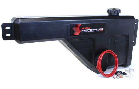 Snow Performance 10 Gallon Tool Box Style Reservoir (incl. brackets/check valve/tubing)