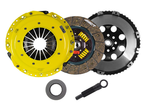 ACT 06-08 Audi A4 (B7) 2.0L Turbo HD/Perf Street Sprung Clutch Kit